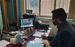 برگزاری مرحله منطقه ای مسابقات اذان فرهنگیان منطقه ۱۵ تهران