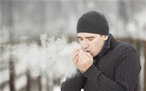 عفونتهای حاد تنفسی در هوای سرد راحتتر منتقل میشود