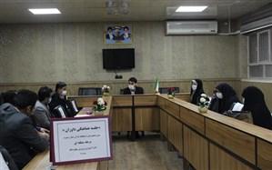 برگزاری مسابقات قرآن و عترت و نماز دانشآموزی چهاردانگه