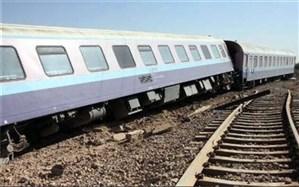 قطار مسافربری زاهدان- کرمان تلفات جانی نداشته است