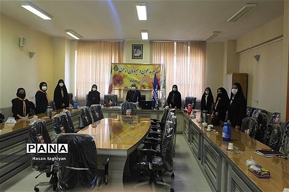 روز اول دوره آموزش خبرنگاری ویژه دانش آموزان دختر استان اصفهان