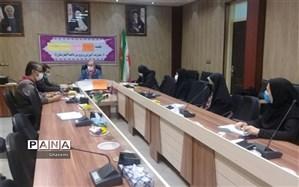برگزاری جلسه مجمع مربیان پیشتاز در بهارستان2