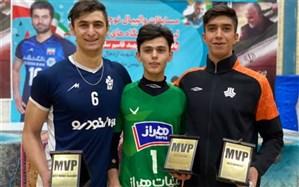 برترین نوجوانان والیبالیست ایران معرفی شدند