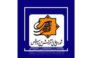 بررسی و تصویب نظام جامع راهنمایی و مشاوره در جلسه شورای عالی