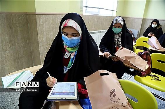 دومین روز از برگزاری آموزش خبرنگاری ویژه دانشآموزان دختر شهر تهران