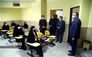 تجلیل معاون پرورشی و فرهنگی آموزش و پرورش شهر تهران از برگزاری دورههای آموزش خبرنگاری دانشآموزان