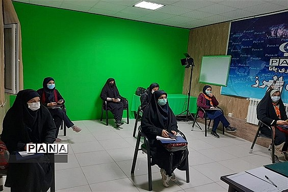 برگزاری دومین روز دوره آموزشی خبرنگاری پانا  البرز