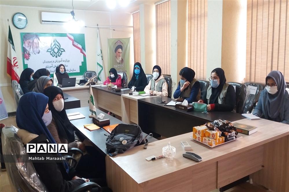 دومین روز برگزاری دوره آموزشی خبرنگاران دختر  پانا خوزستان