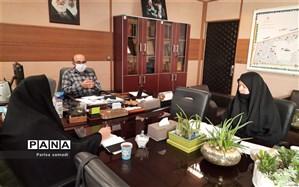 برگزاری کمیته کار آفرینی و توانمندسازی مادران سرپرست خانوار مدارس آموزش و پرورش منطقه ۱۳ تهران