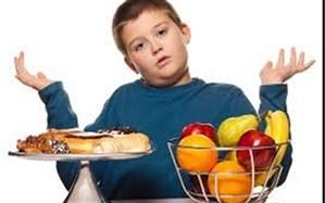 نگرانی از افزایش وزن و چاقی در سنین خردسالی