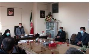 بازدید بازرسان وزارت آموزش و پرورش و اداره کل شهر تهران، از فعالیتهای آموزشی و پرورشی مدارس منطقه ۱۵