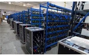 کشف دستگاه  های استخراج ارز دیجیتال در چناران