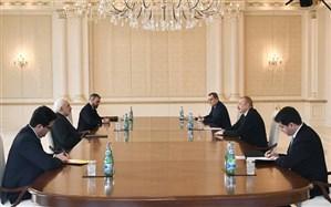 در دیدار وزیر امور خارجه با رئیسجمهور آذربایجان چه گذشت؟