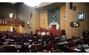 افتتاحیه دهمین دوره مجلس دانش آموزی در اردبیل