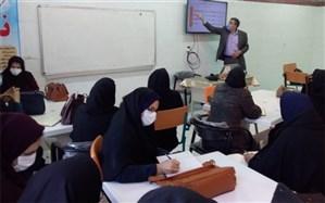 کارگاه توانمندسازی معلمان دوره ابتدایی در جم برگزار شد