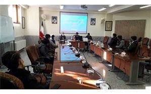 اولین دوره انتخابات مجلس دانش آموزی در کاشان برگزار شد