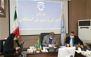 امضای تفاهمنامه تأمین بیش از ۱۱۰۰ تبلت برای دانشآموزان 3 استان