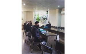 برپایی دوره آموزشی کمک های اولیه در مراکز ترک اعتیاد