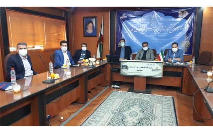 استانداردسازی و پژوهش محورکردن آموزش مجازی از اولویتهای اصلی آموزش و پرورش فارس است