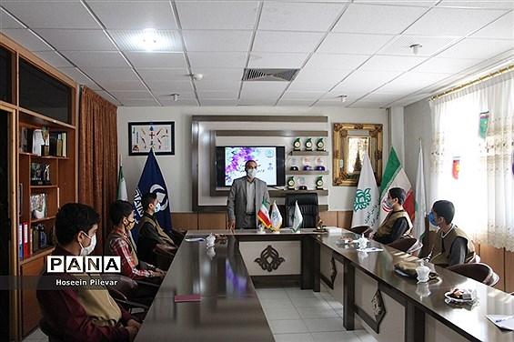برگزاری دوره آموزشی خبرنگاران پانا پسران خراسان جنوبی