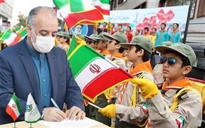کسب مقام عالی سازمان دانش آموزی خراسان جنوبی در کشور