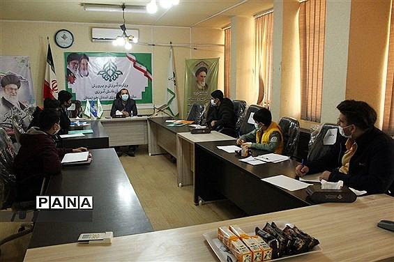 نخستین روز دوره آموزشی خبرنگاران پسر پانا خوزستان