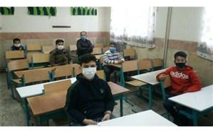 جلسه شورای دانشآموزی در آموزشگاه شهید خیابانی منطقه جوادآباد برگزار شد