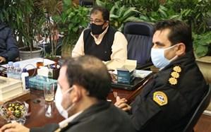 رویکرد پلیس برای روزهای پایانی سال در بهشت زهرا ایجاد حداقل محدودیتهاست