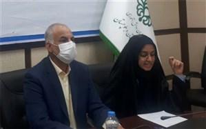 نخستین نطق نماینده سیستان و بلوچستان در دهمین دوره مجلس دانش آموزی  ایراد شد