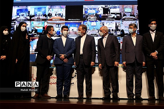 افتتاحیه دهمین دوره مجلس دانشآموزی