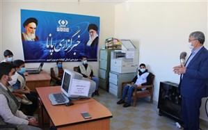 بازدید مدیر سازمان دانش آموزی استان کهگیلویه و بویراحمد از دوره آموزشی خبرنگاری دانش آموزان پسر+تصاویر