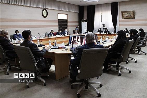 افتتاحیه دهمین دوره مجلس دانش آموزی در آذربایجان شرقی