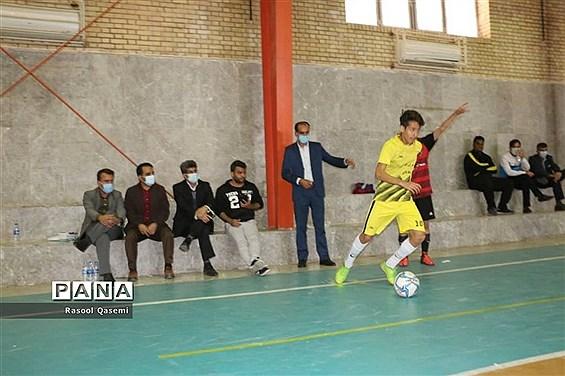 مسابقات ورزشی قهرمانی دانش آموزان استان بوشهر