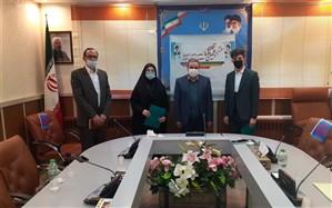 آیین افتتاحیه مجلس دانش آموزی استان اردبیل برگزار شد
