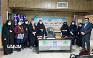 دوره آموزشی خبرنگاری پانا در سازمان دانش آموزی البرز برگزار شد