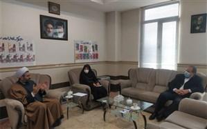 شهرداری تبریز آماده مشارکت همه جانبه در خصوص ترویج فرهنگ سوادآموزی است