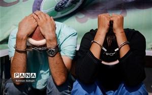 ۸۱ سارق زورگیر خشن در طرح صاعقه دستگیر شدند