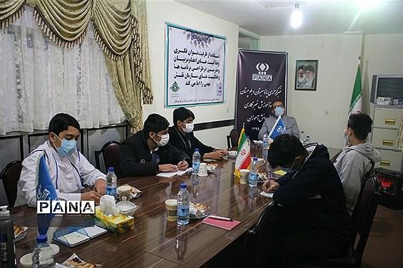 دوره آموزش خبرنگاری ویژه دانش آموزان مرکز سیستان و بلوچستان