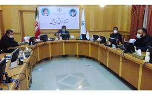 آمادگی استان اردبیل برای برگزاری مسابقات کشتی