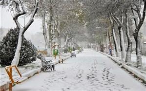 برف و باران در راه کهگیلویه و بویراحمد