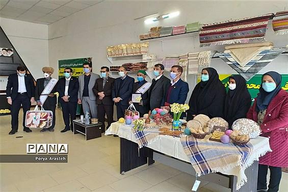 بازدید شیرکانی، مدیرعامل صندوق بیمه اجتماعی کشاورزان، روستائیان وعشایر از صندوق بیمه شهرستان خوسف
