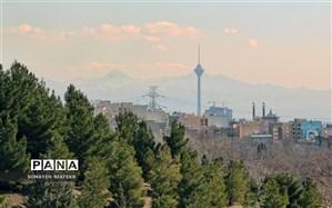 کاهش نسبی دمای هوا در تهران از فردا
