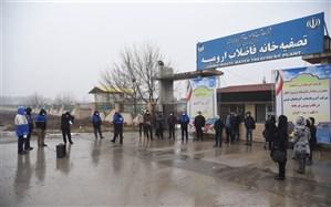 آغار بهره برداری از طرح های آب و فاضلاب در 27 روستای آذربایجان غربی