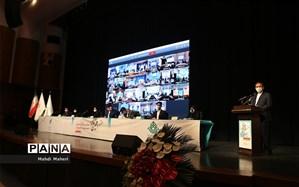 سخنان اسحاق جهانگیری، معاون اول رئیس جمهوری، در مراسم افتتاحیه دهمین دوره مجلس دانش آموزی/فیلم