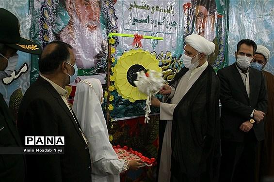 مراسم محوری گلبانگ انقلاب در سیستان و بلوچستان