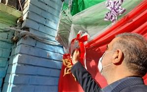 نواخته شدن چهل و دومین زنگ انقلاب در منطقه ۱۶ شهر تهران