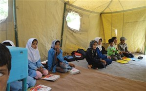 تبدیل مدارس چادری عشایر به مدارس کانکسی مجهز در دستور کار