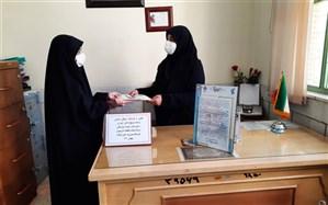مدرسه نمونه پژوهش عنوان موفقترین واحد بسیج دانش آموزی استان