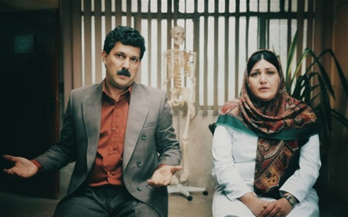 گیجگاه» اولین ژانر کمدی زوج سینمای ایران
