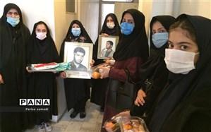 دیدار با مادران شهید محله نارمک در ایام الله دهه فجر